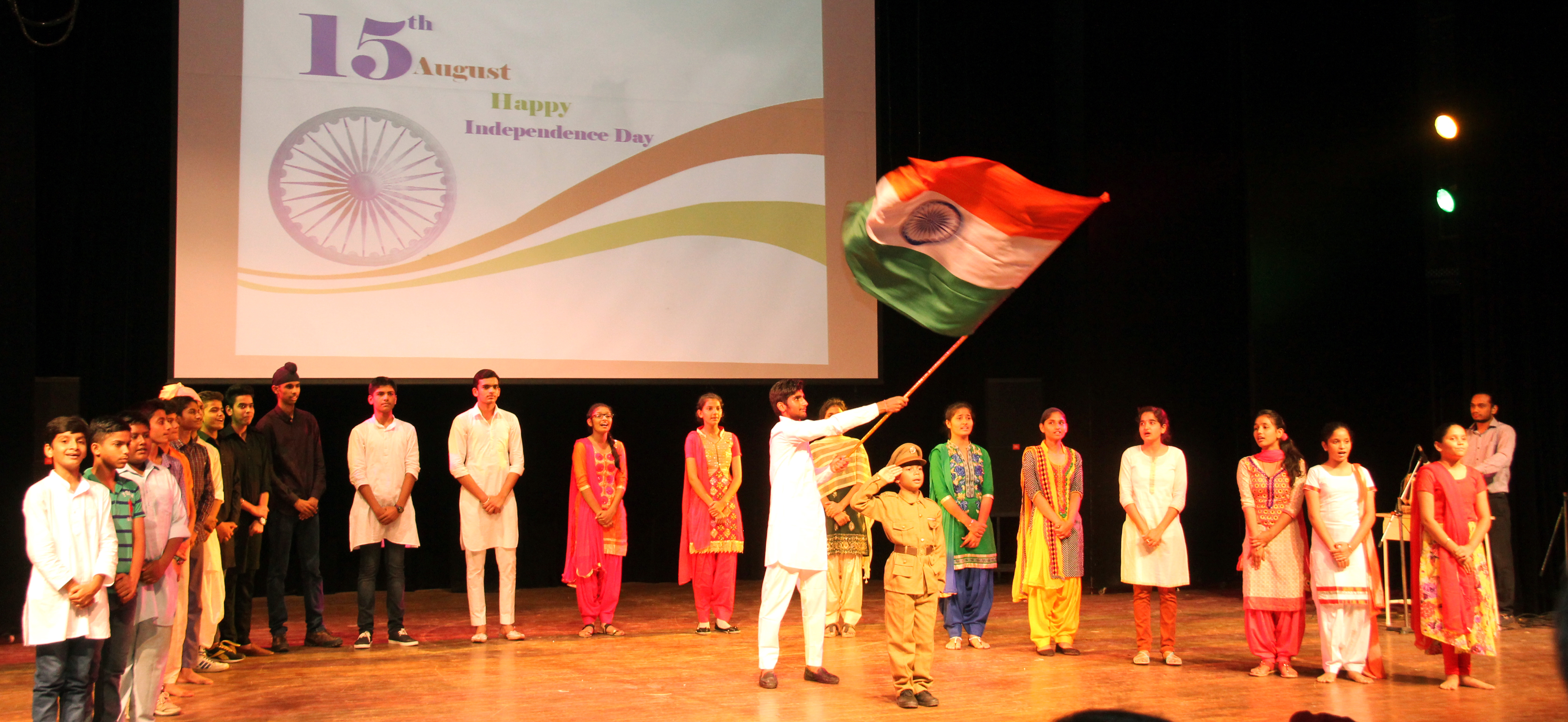 Independence Day Celebrations-2016 at Tagore Theatre2
