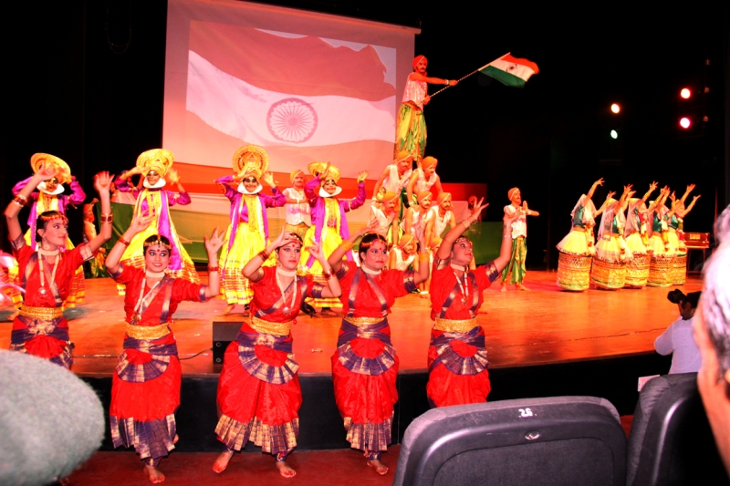Independence Day Celebrations-2016 at Tagore Theatre